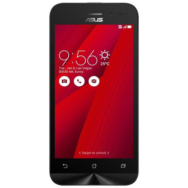Смартфон ASUS Zenfone Go ZB452KG 8Gb Red (1C054RU) asus zenfone zoom zx551ml 128gb 2016 black