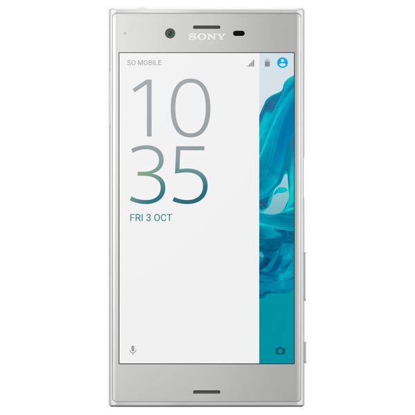 Смартфон Sony Xperia XZ SS Platinum (F8331) смартфон sony xperia xa1 ultra dual