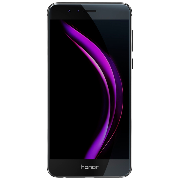 Смартфон Huawei Honor 8 32Gb Black (FRD-L09) сотовый телефон huawei honor 8 pro black