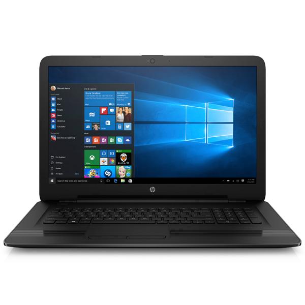 HP 17-y058ur (Z5B09EA) laptop video review - YouTube