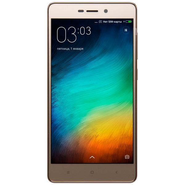 1816a70e1df7 Купить Смартфон Xiaomi Redmi 3s 16Gb Gold в каталоге интернет ...