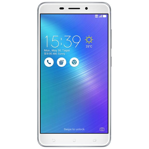 Смартфон ASUS Zenfone 3 Laser ZC551KL 32Gb Silver (4J006RU) asus zenfone zoom zx551ml 128gb 2016 black