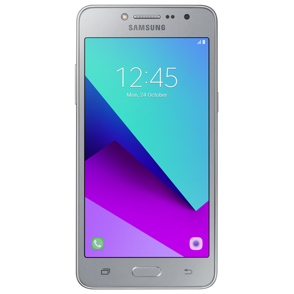 Смартфон Samsung Galaxy J2 Prime Silver (SM-G532F) samsung galaxy grand prime ve duos sm g531h ds gold