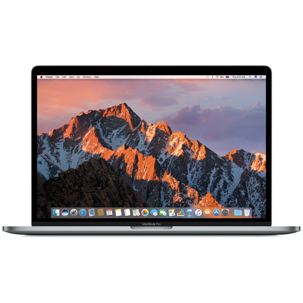 Ноутбук Apple MacBook Pro 15 Touch Bar Late 2016 (MLH42RU/A) ноутбук apple macbook pro 13 retina with touch bar late 2016 space gray 2900 мгц 8 гб 0 гб