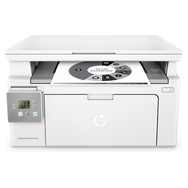 Лазерное МФУ HP LaserJet Ultra MFP M134a