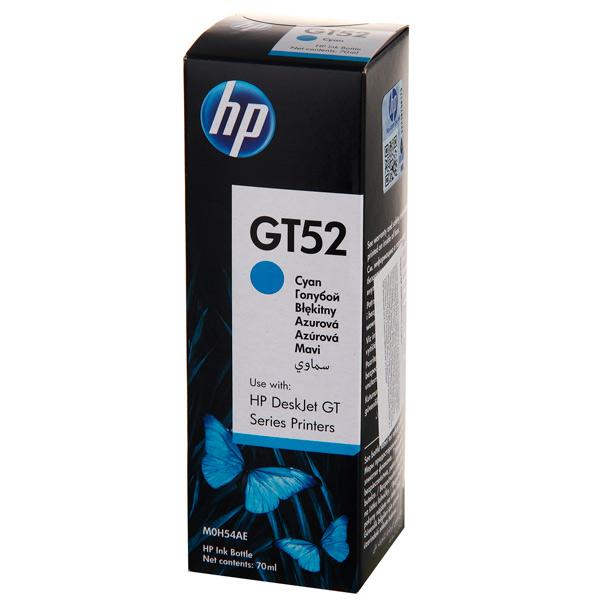 Картридж для струйного принтера HP GT52 M0H54AE Blue