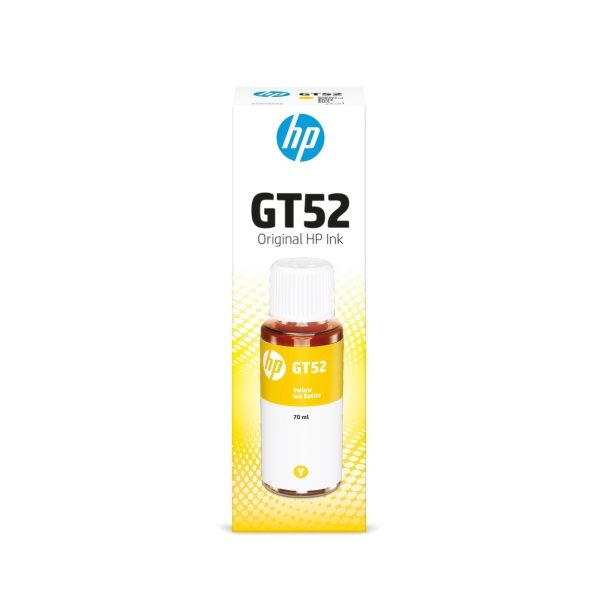 Картридж для струйного принтера HP GT52M0H56AE Yellow картридж для принтера hp 646a cf032a yellow