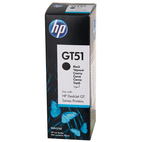Картридж для струйного принтера HP GT51M0H57AE Black картридж для принтера hp c8767he 130 black inkjet print cartridge