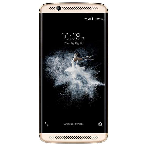 Смартфон ZTE Axon 7 mini Gold Мetallic сотовый телефон zte axon 7 64gb gold