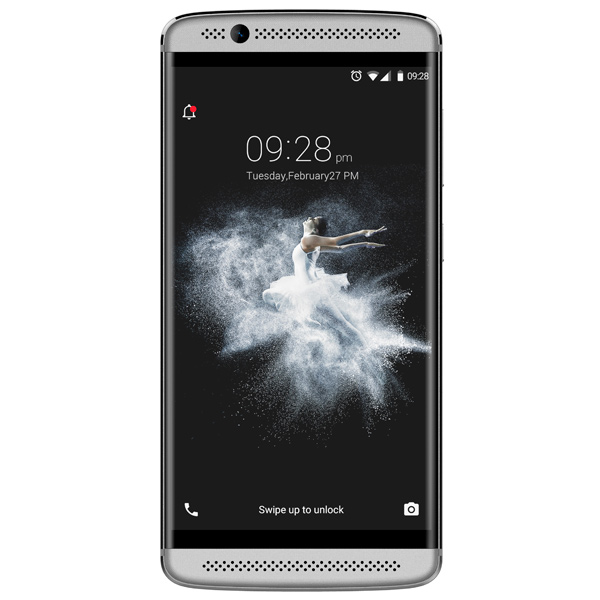 Смартфон ZTE Axon 7 mini Titanium