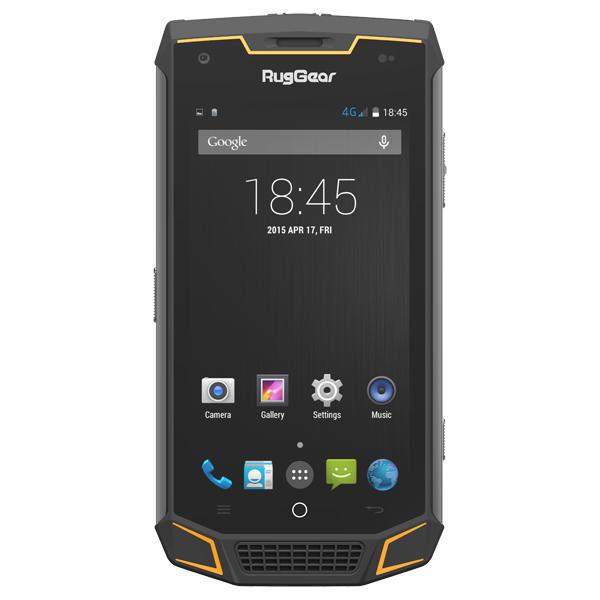 Смартфон RugGear RG740 Black защищенный смартфон ruggear rg 500