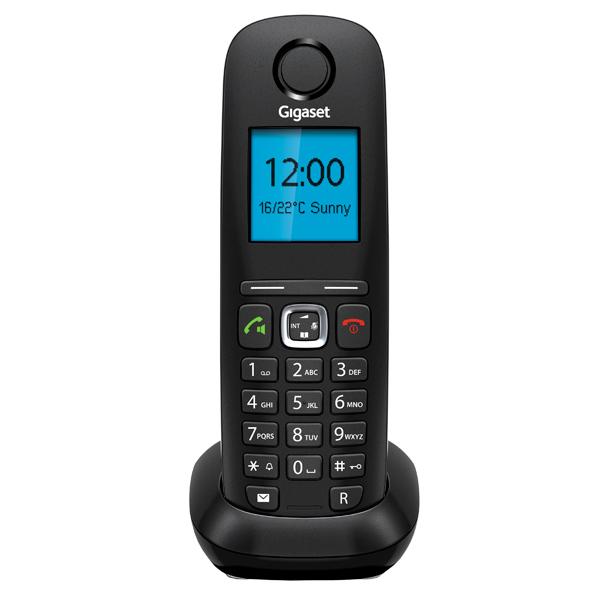 Телефон DECT Gigaset A540 IP ip телефон gigaset a540 ip