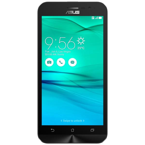 Смартфон ASUS Zenfone GO ZB500KG 8GB White (1B013RU) asus zenfone go zb500kg 8gb белый