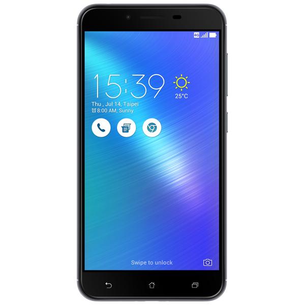 Смартфон ASUS Zenfone 3 MAX ZC553KL 32GB Grey (4H025RU) смартфон asus zenfone 3 max zc553kl 32gb gold
