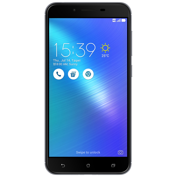 Смартфон ASUS Zenfone 3 MAX ZC553KL 32GB Grey (4H025RU) смартфон asus zenfone 3 max zc553kl 32gb grey