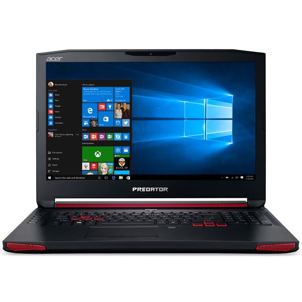 Ноутбук игровой Acer Predator G17 G9-793-528A NH.Q17ER.001 чайник philips hd 9323 40 2200вт 1 7л сталь сиренево черный