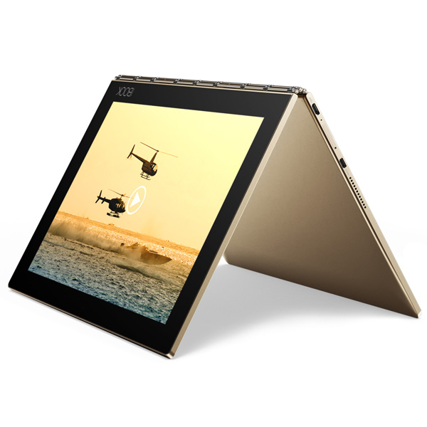 Планшет Lenovo Yoga Book YB1-X90L 64Gb Gold (ZA0W0014RU) авто d yb ytv