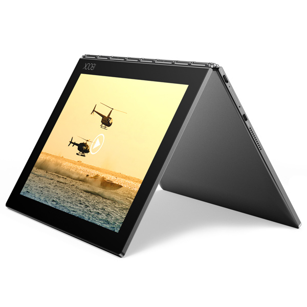 Планшет Lenovo — Yoga Book YB1-X90L 64Gb Gray (ZA0W0051RU)