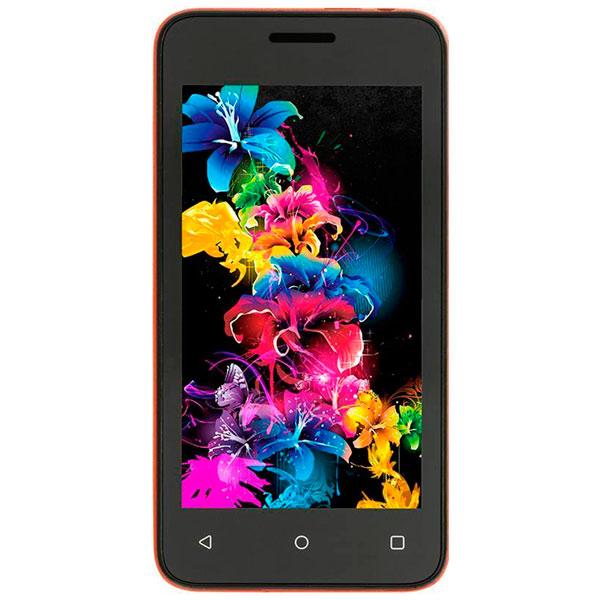 Смартфон Fly STRATUS 6 Red (FS407) цена и фото