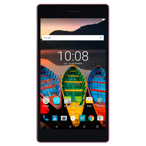 Планшет Lenovo Tab 3 730X 7 16Gb LTE Pink (ZA130338RU) смартфон lenovo vibe c2 power lte 16gb black