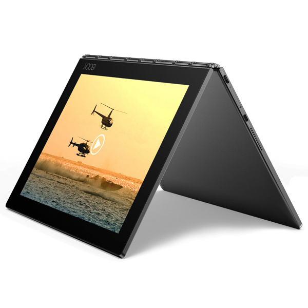Планшет Lenovo Yoga Book YB1-X90L 64Gb Black (ZA0W0172RU) планшет lenovo yoga book yb1 x90f za0v0085ru intel atom x5 z8550 1 44 ghz 4096mb 64gb gps wi fi bluetooth cam 10 1 1920x1200 android