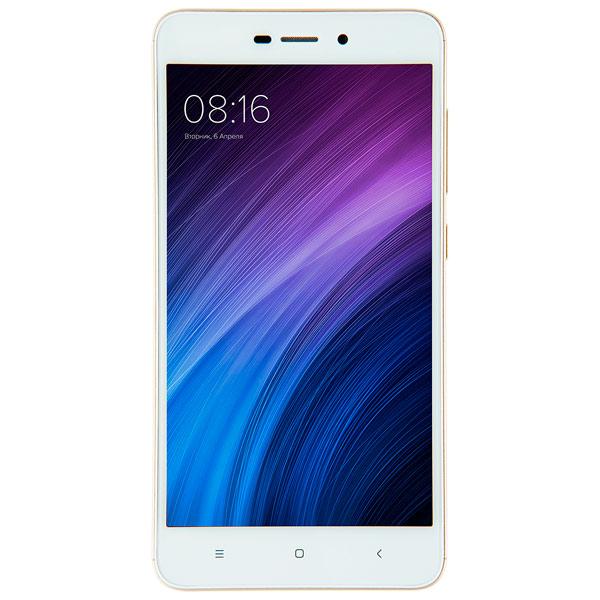 Смартфон Xiaomi Redmi 4A 16Gb Gold смартфон xiaomi redmi 4a 16gb gold