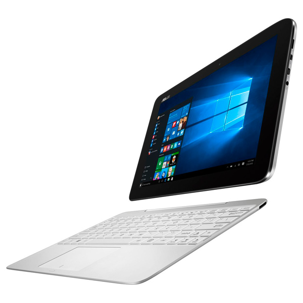 Планшетный компьютер Windows ASUS Transformer Book T100HA White (FU004T)