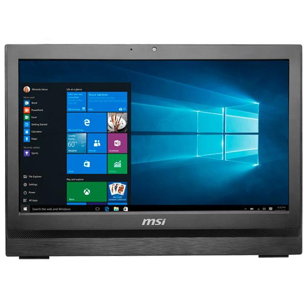 Моноблок MSI Pro 20 6M-018RU ноутбук msi gs43vr 7re 094ru phantom pro 9s7 14a332 094