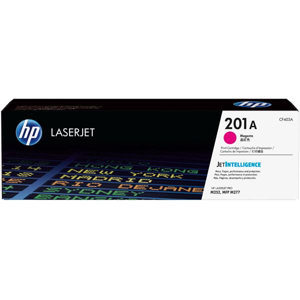 Картридж для лазерного принтера HP 201А Magenta (CF403A) картридж для лазерного принтера hp 33a cf233a