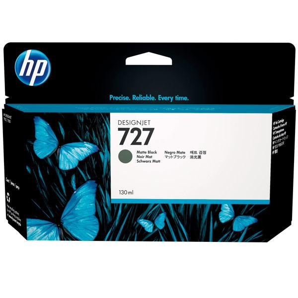 Картридж для струйного принтера HP DesignJet 727 Мatte Black (B3P22A) hp 727 printhead b3p06a