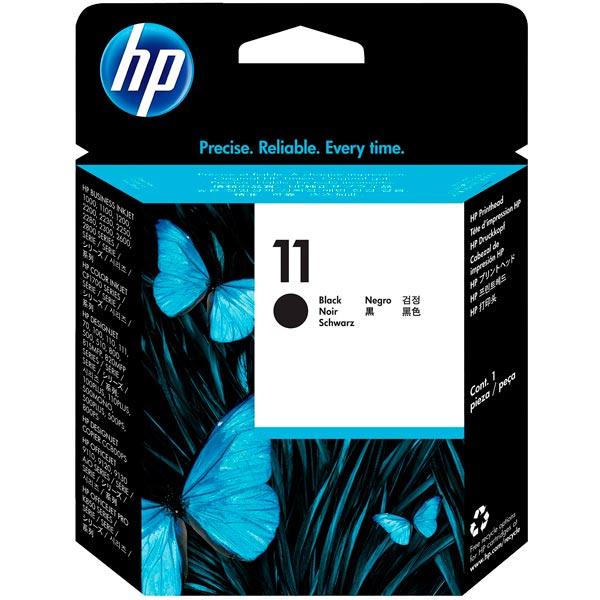 Картридж для струйного принтера HP 11 Black (C4810A) hats