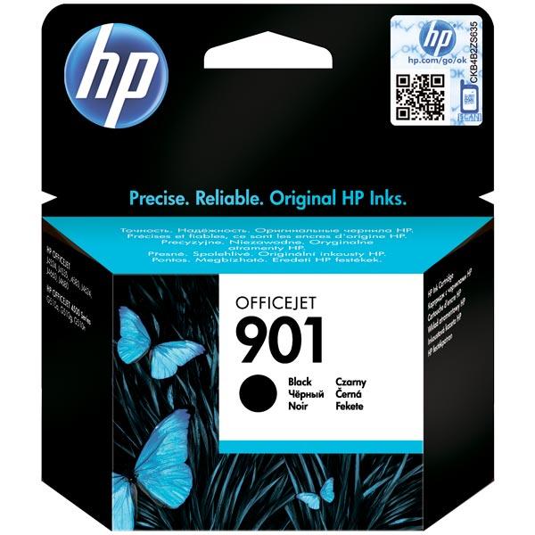 Картридж для струйного принтера HP 901 Black (CC653AE) картридж для принтера hp ce255x black