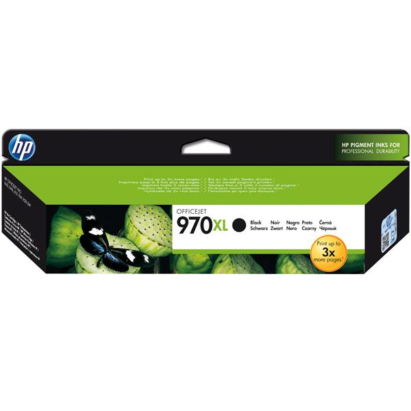 Картридж для струйного принтера HP 970XL Black (CN625AE) картридж для струйного принтера hp 11 magenta c4837a