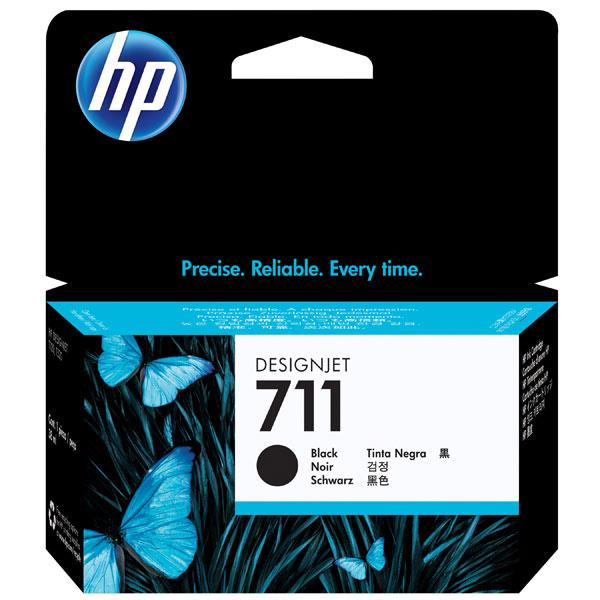 Картридж для струйного принтера HP Designjet 711 Black (CZ129A) картридж hp 711 cz129a 38ml black