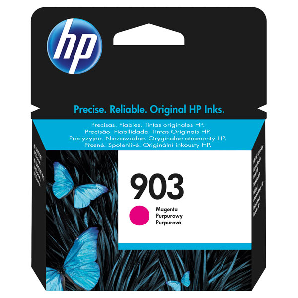 Картридж для струйного принтера HP 903 Magenta (T6L91AE)