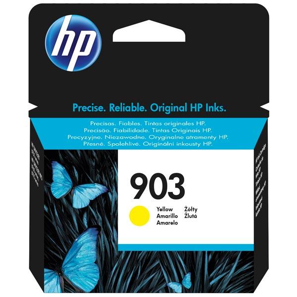 Картридж для струйного принтера HP 903 Yellow (T6L95AE) картридж для принтера hp 90 c5065a yellow