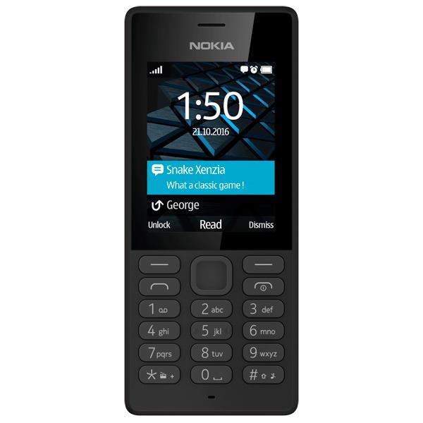 Мобильный телефон Nokia 150 Dual SIM Black