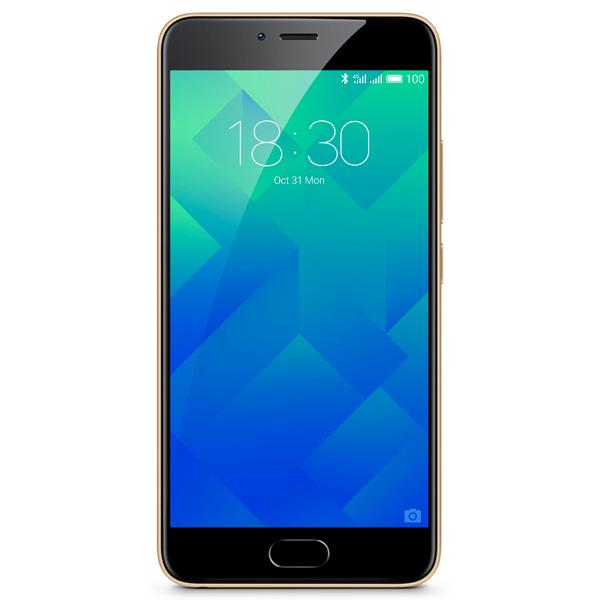 Смартфон Meizu M5 32Gb+3Gb Gold (M611H) смартфон meizu m5 note m621h 16gb серый