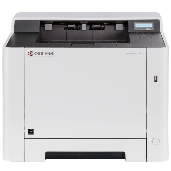 Лазерный принтер (цветной) Kyocera Ecosys P5021cdn