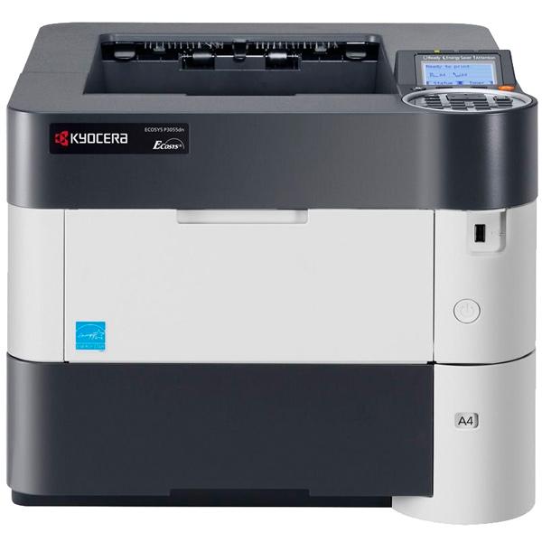 Лазерный принтер Kyocera Ecosys P3055dn