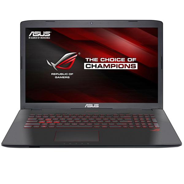 Ноутбук игровой ASUS GL752VW-T4535T ноутбук asus gl752