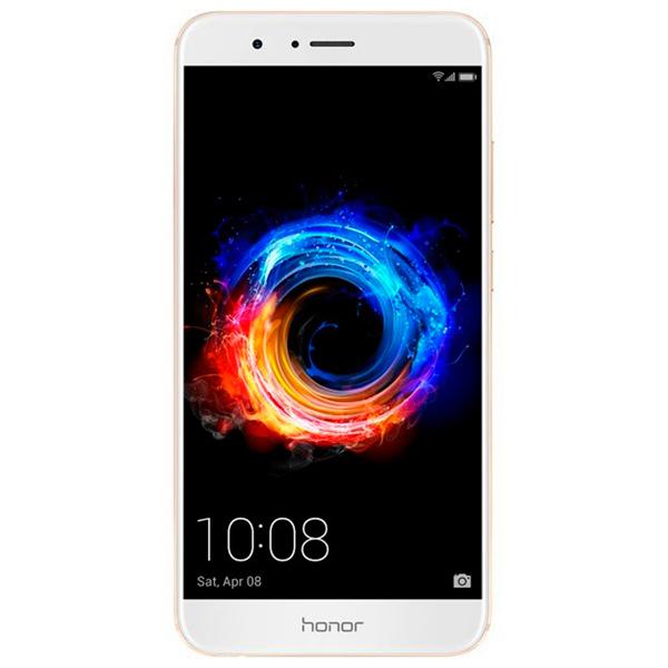 Смартфон Honor 8 Pro 64Gb Gold (DUK-L09) смартфон huawei honor 6x premium 64gb gold
