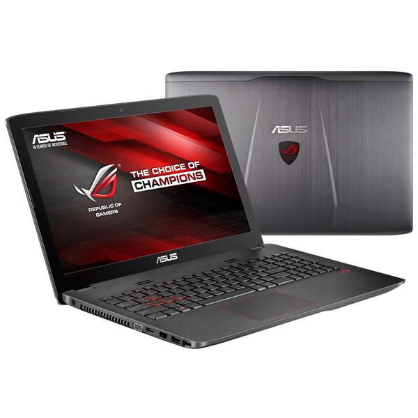 Ноутбук игровой ASUS GL552VX-DM288T ноутбук asus rog gl552vx