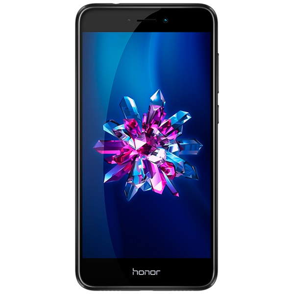 Смартфон Honor 8 Lite 32Gb Black (PRA-TL10) смартфон fly fs512 nimbus 10 4g lte 8gb black