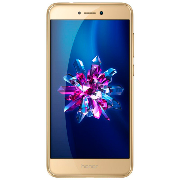 Смартфон Honor 8 Lite 32Gb Gold (PRA-TL10) смартфон micromax bolt q346 lite 3g 8gb blue