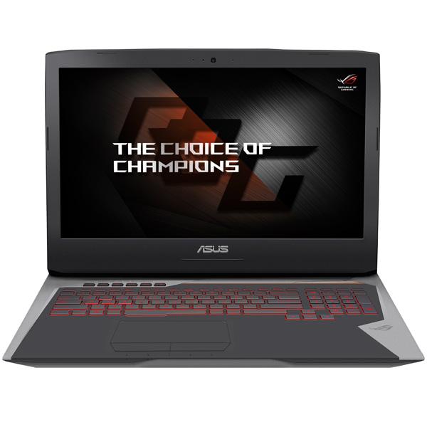 Ноутбук игровой ASUS G752VS-GC063T ноутбук asus k751sj ty020d 90nb07s1 m00320