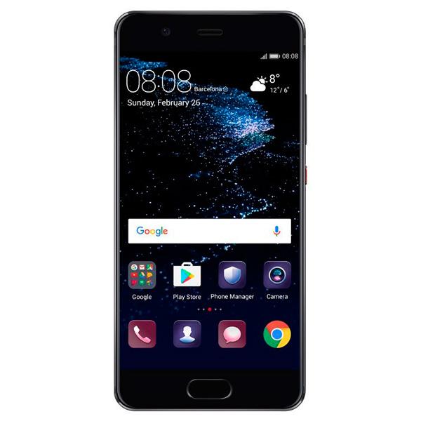 Huawei, Смартфон, P10 32Gb LTE Black (VTR-L29)