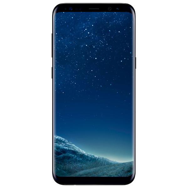 Смартфон Samsung Galaxy S8+ 64Gb Черный бриллиант оригинальный samsung galaxy s8 s8 plus nillkin 3d ap pro полноэкранный экранный протектор экрана