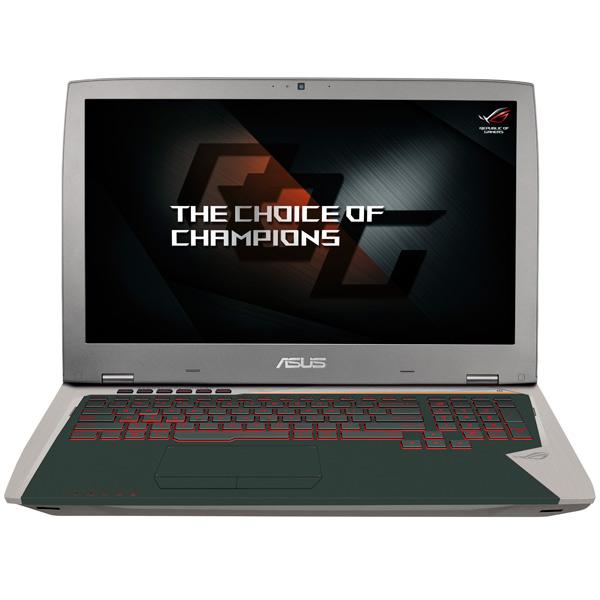 Ноутбук игровой ASUS G701VIK-GB042T