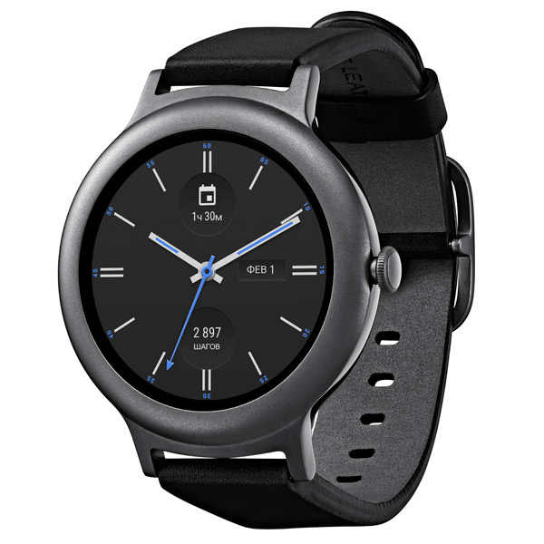 LG, Смарт-часы, Watch Style Titan W270